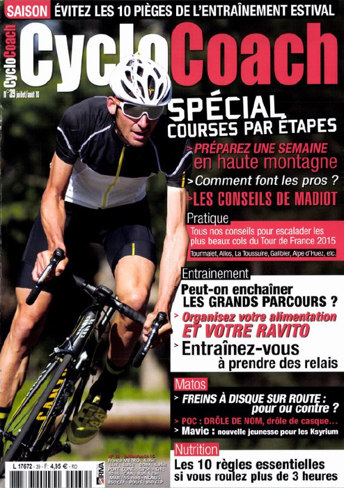 Couverture Cyclocoach