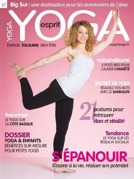 Les Baumes des titans dans Esprit Yoga