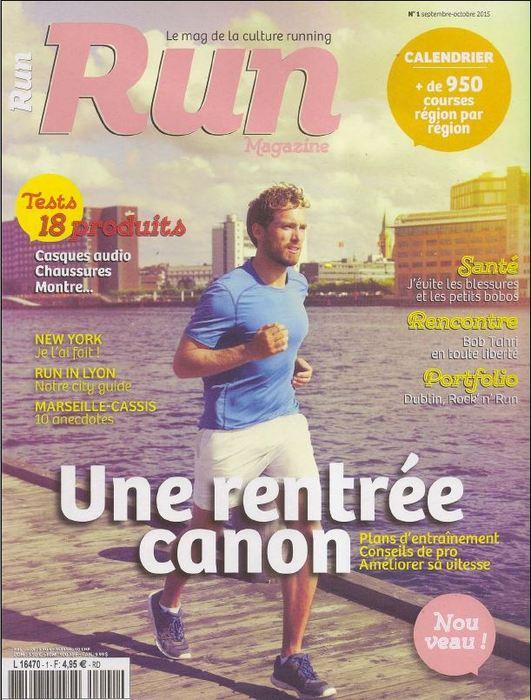 Le Baume des titans rouge dans Run magazine
