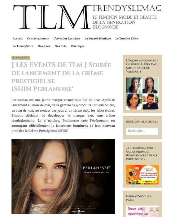 Trendy Le mag
