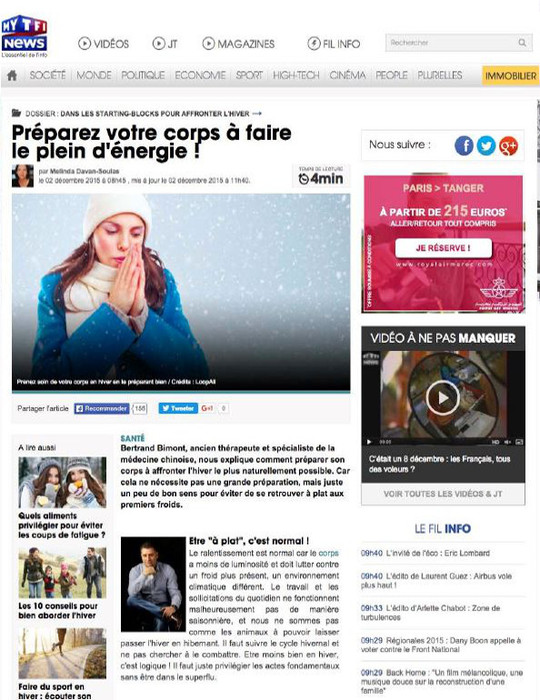 MY TF1 News