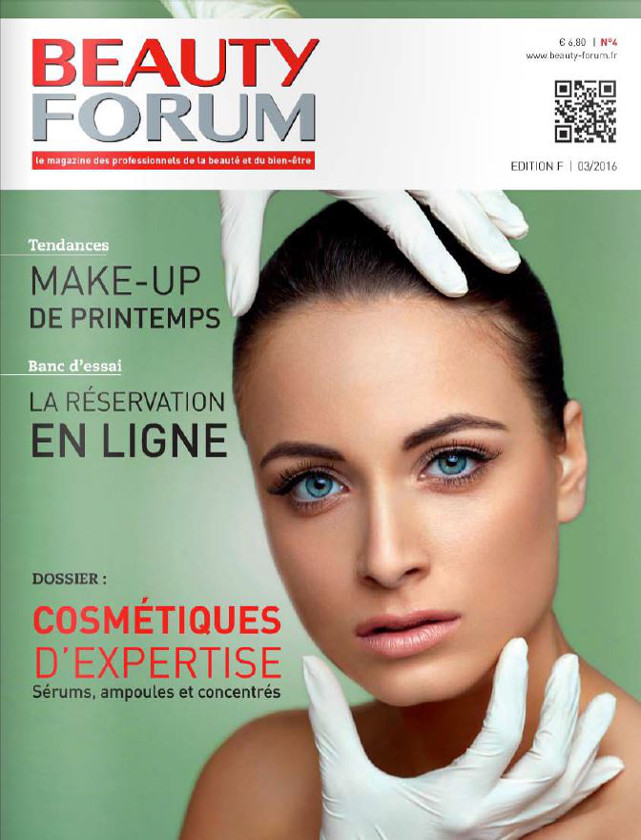 BEAUTY FORUM - MARS 2016 / PRESSE