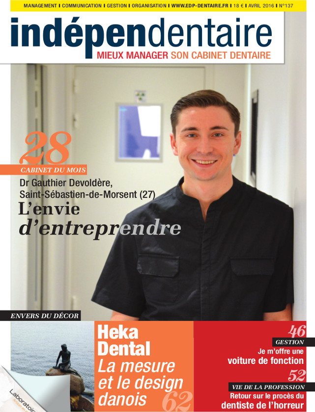 INDEPENDENTAIRE - AVRIL 2016 / PRESSE