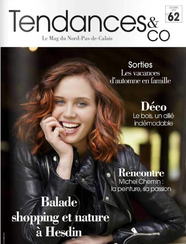 TENDANCES AND CO - OCTOBRE 2016 / PRESSE