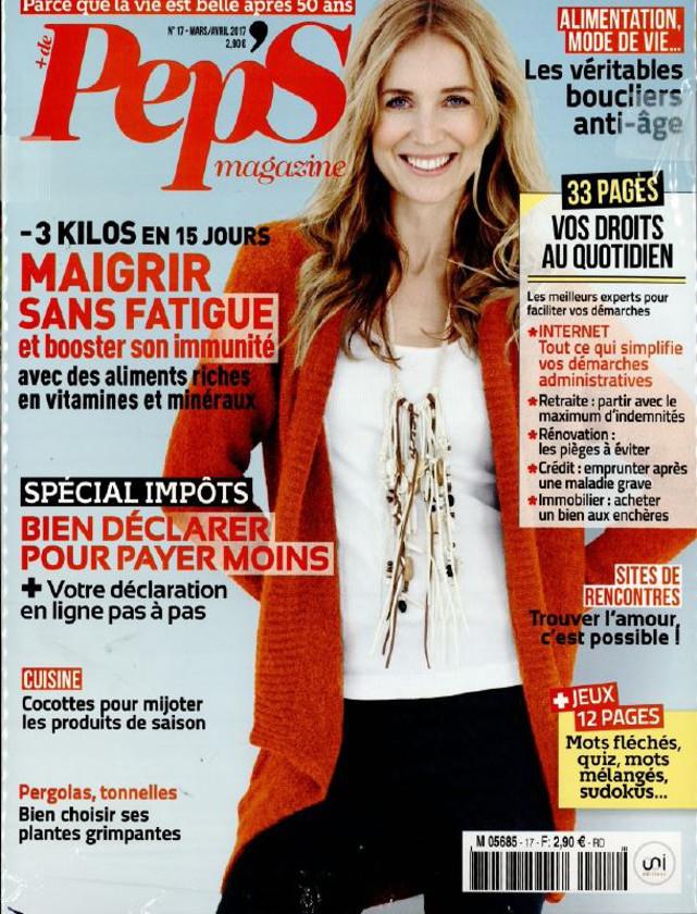 + de peps magazine