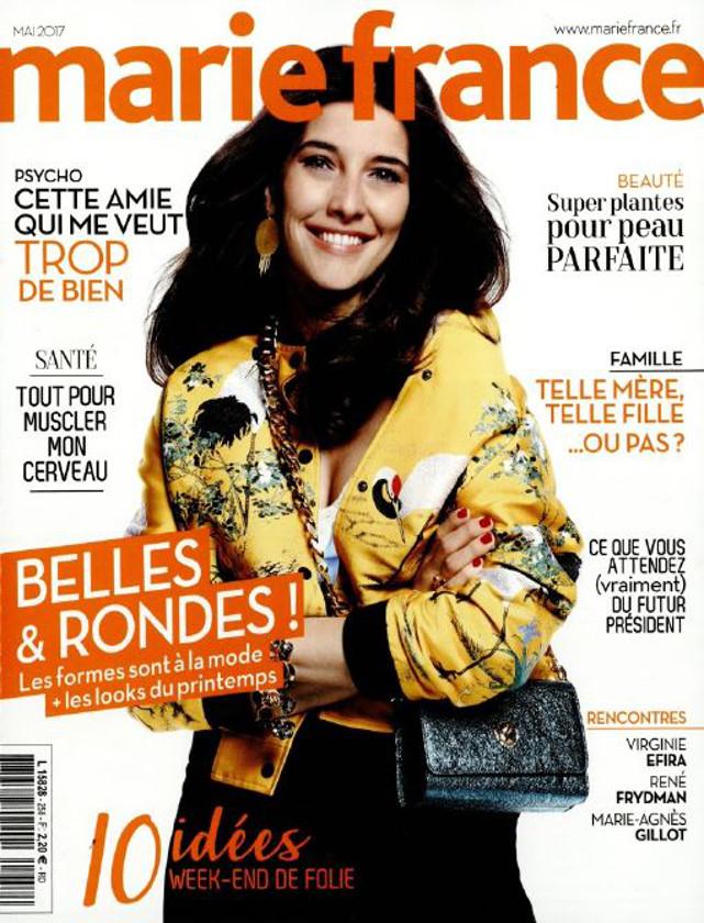 MARIE-FRANCE - MAI 2017 / PRESSE