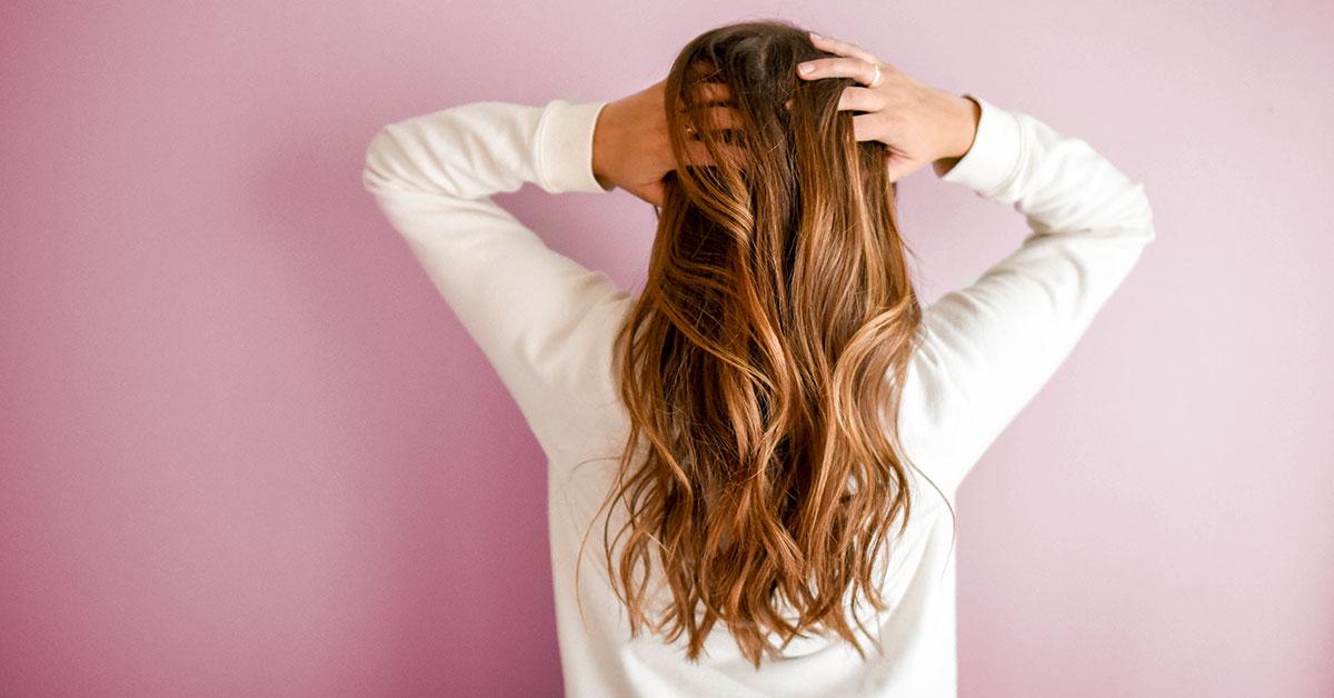 beauté de cheveux