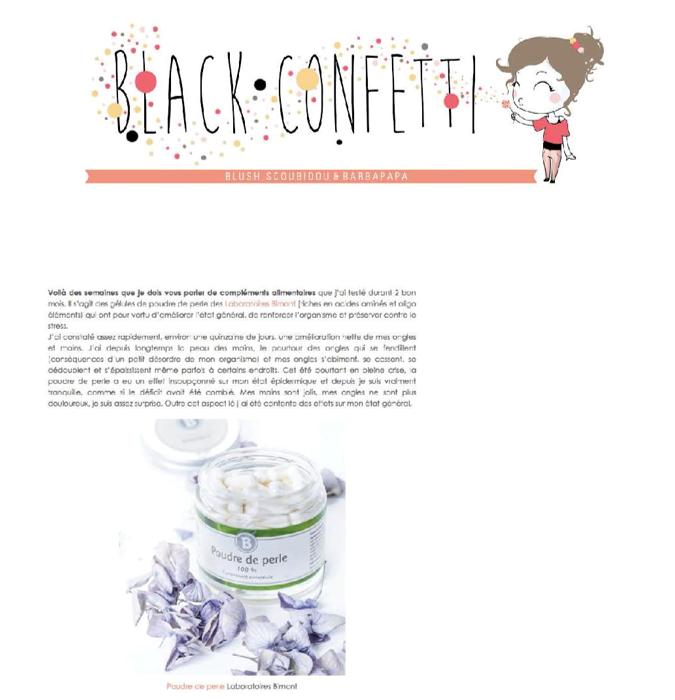 Site Black Confetti