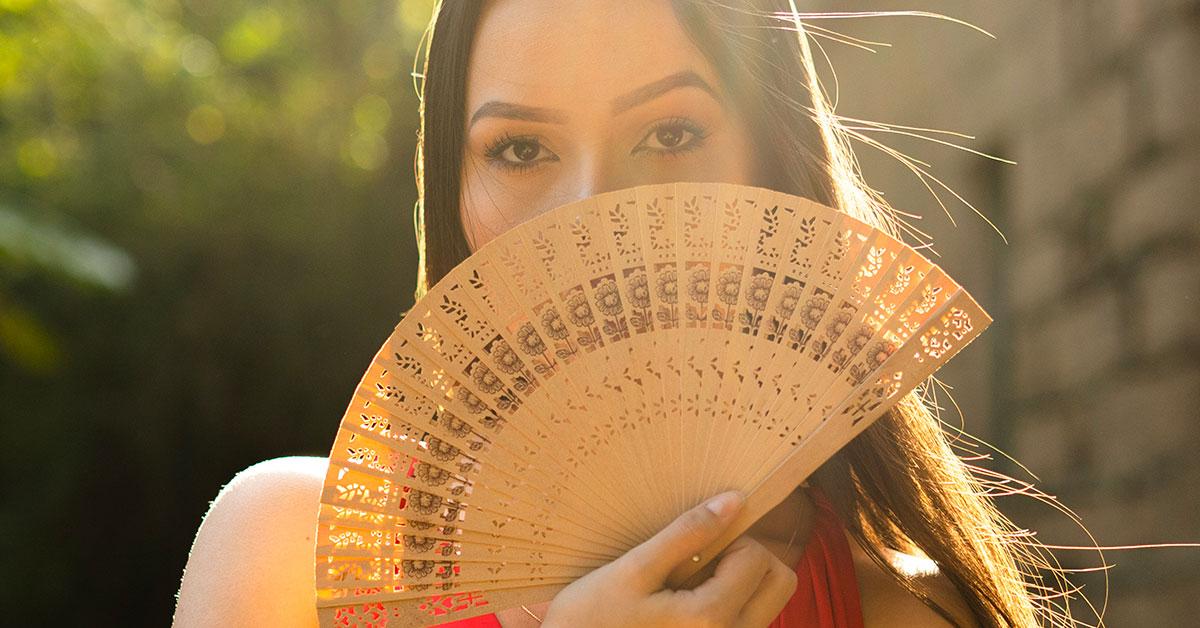 Bouffées de chaleur selon la médecine chinoise