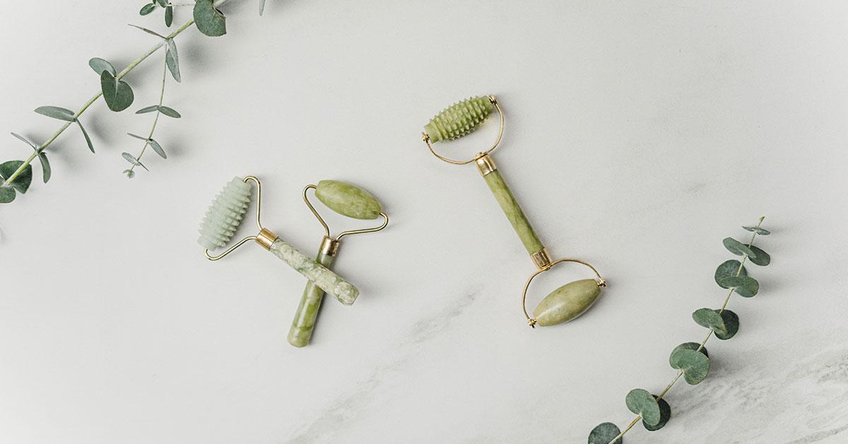 bienfaits du rouleau de jade
