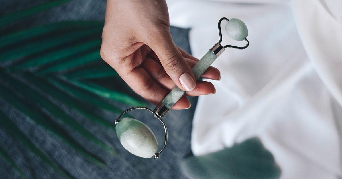 rouleau de jade: comment l'utiliser ?