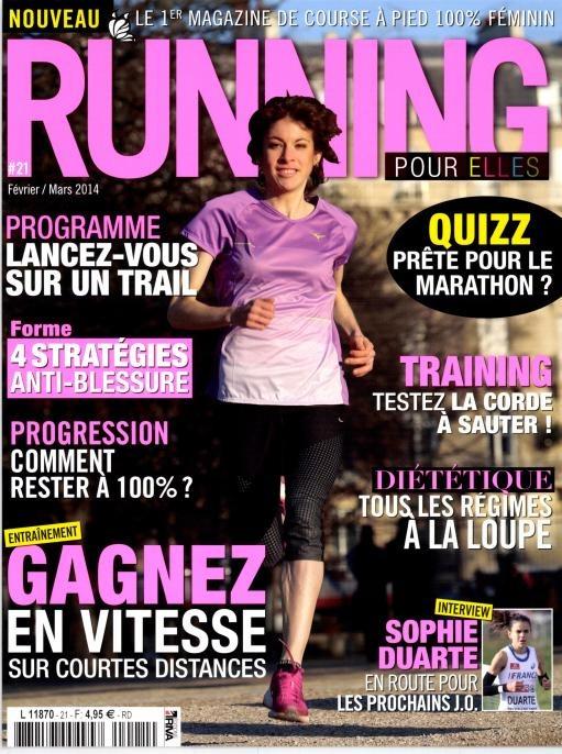 Running Pourelles