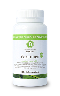 ACOUMEN cure for 100 days