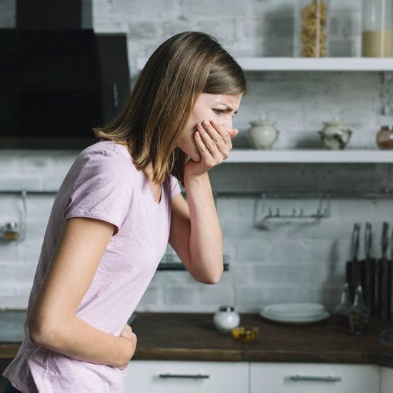 Nausées: préserver son estomac et son énergie émotionnelle