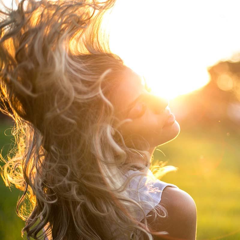 Chute de cheveux, causes en médecine chinoise