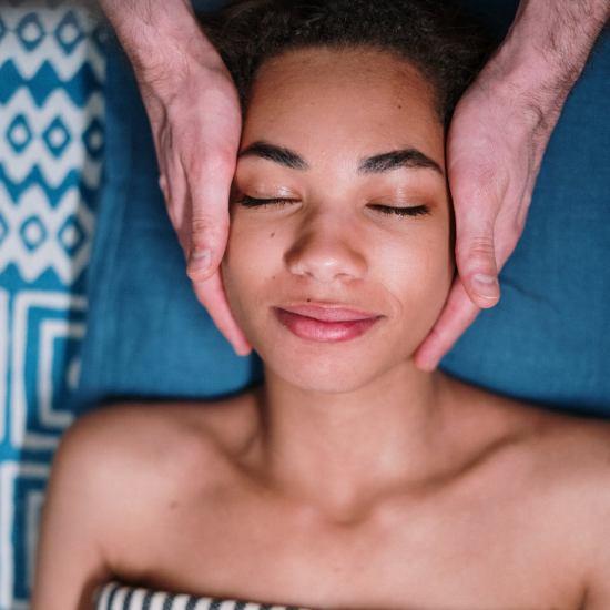 les vertus d'une massage cranien