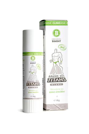 Baume des Titans Blanc - Bio